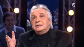 Michel Sardou - On n'est pas couché 17 janvier 2009 #ONPC