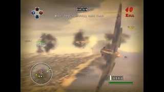Blazing Angels 2: Secret Missions of WW2: Gameplay