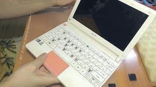 Не включается нетбук Acer Aspire One Happy