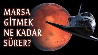 Dakik360/Bilim - Mars'a Gitmek Ne Kadar Sürer???