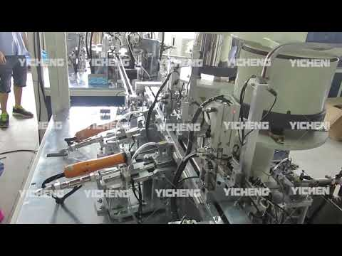 Automation Equipment One Way  Electric Switches Assembly Line PLC Control China Manufacturer
