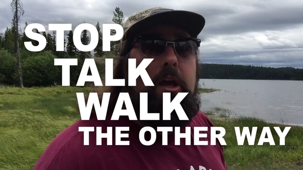 WALK THE OTHER WAY - friends and family cut