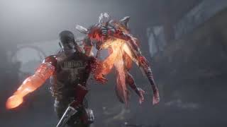 Mortal Kombat 11 Cetrion Belly Punch