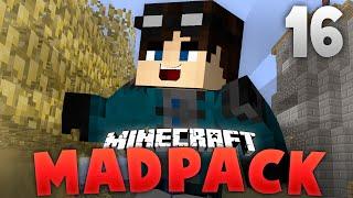 Minecraft - EthanRModded | MadPack #16 | I've Won The Game!