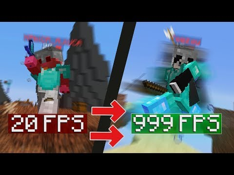Minecraft FPS Yükselten Program !! - Craftrise Skywars