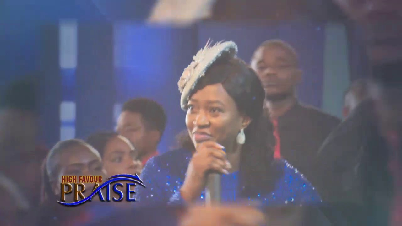 High Favour Praise With Dr Lizzy Johnson Suleman Sun 17th Nov 2019 Youtube