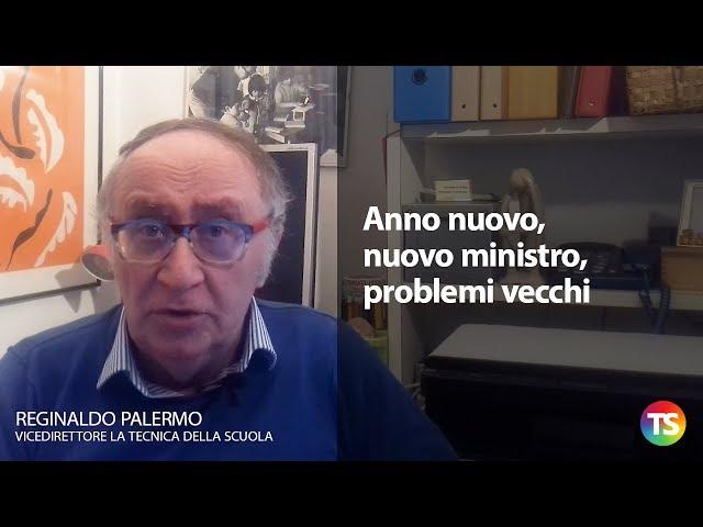 Anno nuovo, nuovo ministro, problemi vecchi