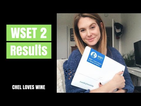 wset level 2 exam