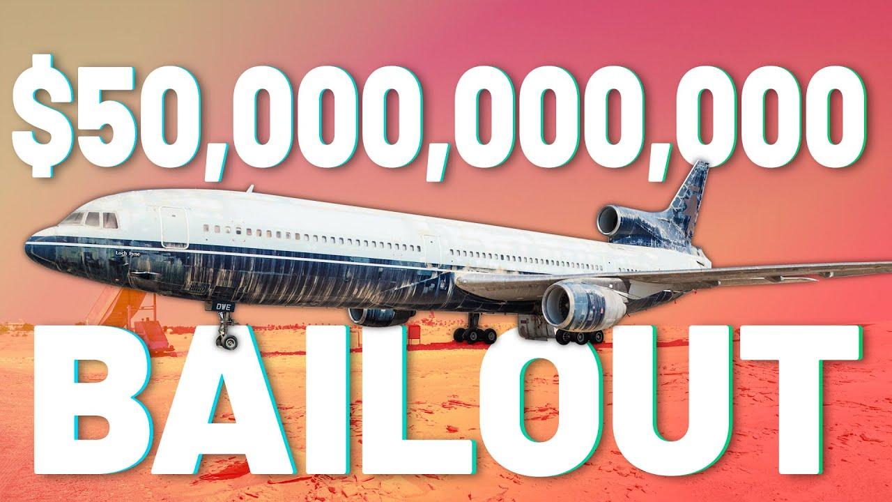 Coronavirus: The $50 billion US airline bailout, unpacked