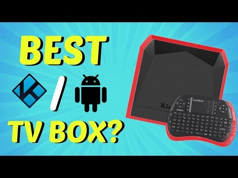 Best Kodi / Android TV Box!? 2017 (Kingbox K3 Review)