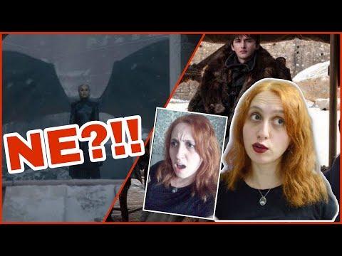 Game of Thrones FİNAL Tepki & Hayal Kırıklığı / İnceleme