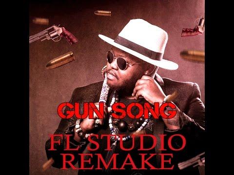 Heavy K - Gun Song FL STUDIO REMAKE ATTEMPT