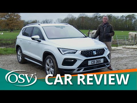 SEAT Ateca In-Depth Review - The Best Crossover Xperience?