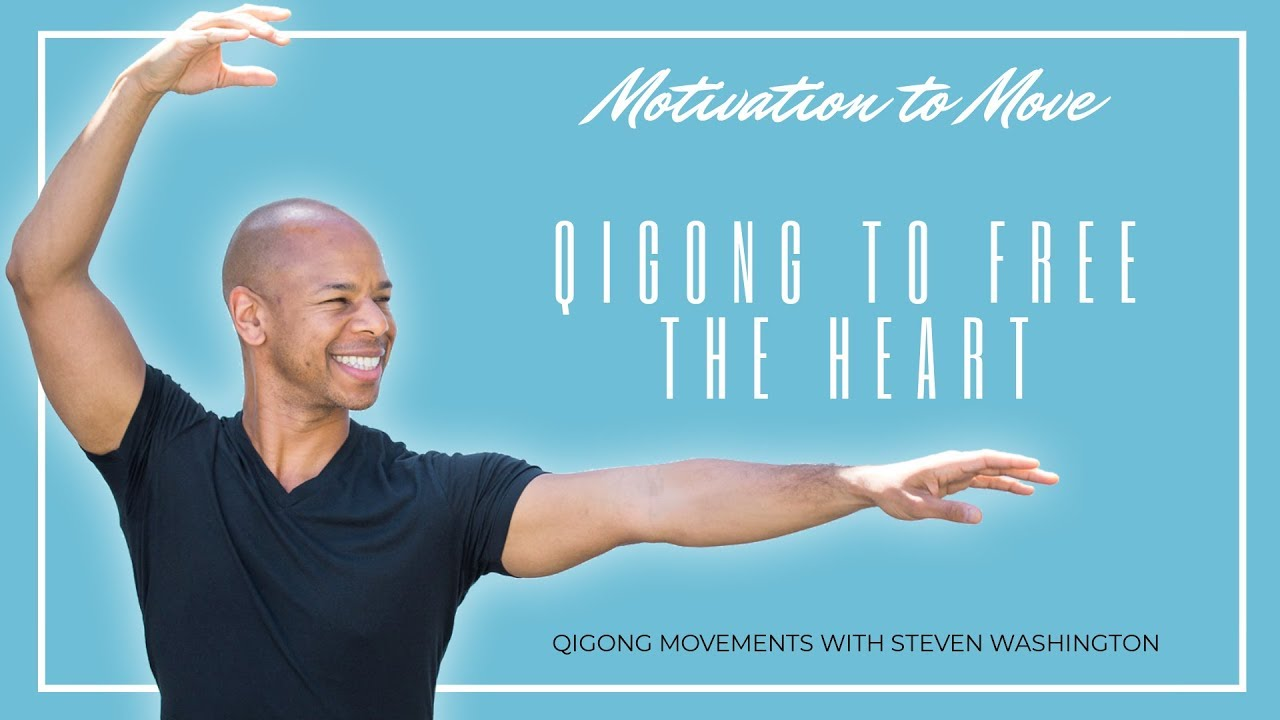Qigong practice to Free the Heart (Beginner Qigong)