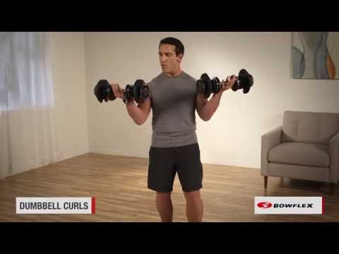 Min Home Arm Dumbbell Workout – Bicep & Tricep Exercises