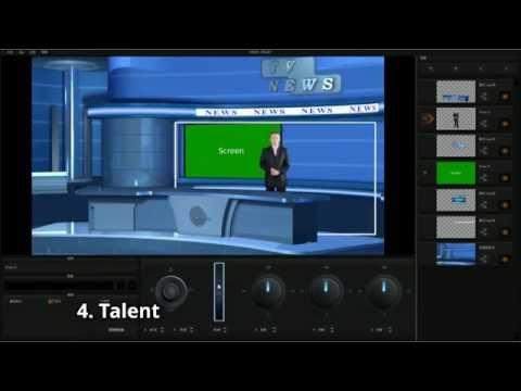 Datavideo TVS-1000 Virtual