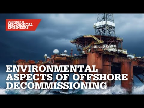 The Environmental Aspects of Offshore Decommissioning