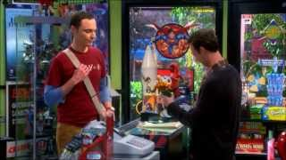 Sheldon gets conned!!
