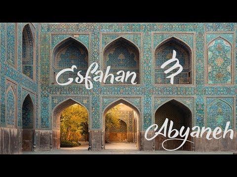 Esfahan (or Isfahan), Iran