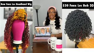 Weekly Vlog (Must See) AMAZON MUST HAVES HAUL SYNTHETIC LACE FRONT WIG HAUL   WIG SHOW AND TELL