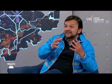 Opina Bogotá – Uber vs Taxis: entrevista al Secretario de Movilidad de Bogotá