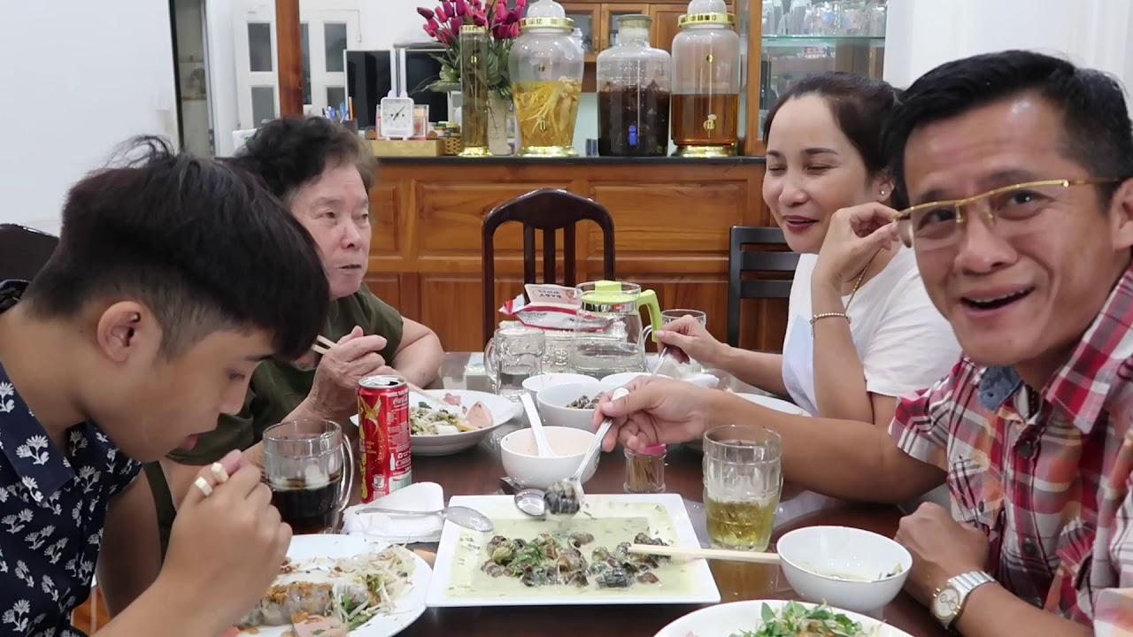 Vlog 72 : Bánh Cuốn Nóng Và Ốc Len Xào Dừa Đơn Giản Nhưng Ngon Và Tâm Sự Với Cả Nhà Youtube