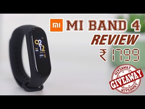 Mi Band 4 Hindi Review | Really Better Than Mi Band 3 ? | Worth 2000 INR ? | Features, Setup