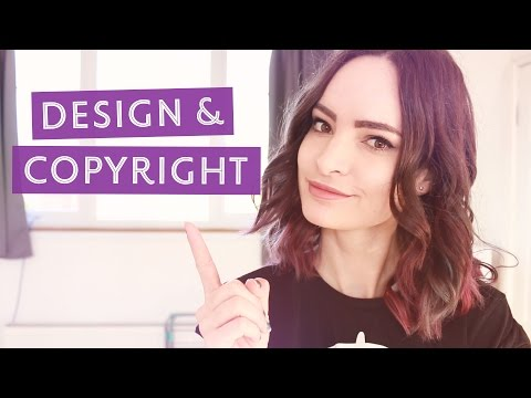 Design & Copyright - Making sure your work is legal | Charli