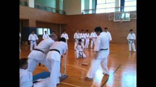 極真空手 六本木新橋道場ホームページ http://karateman.jp 極真空手 六...