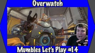 Overwatch Wrecking Ball Hammond Tips - Dominate with a Hamster! - Mumbles Let