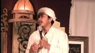 Repeat youtube video Ibnu HZ Ceramah agama K H kholil As'at Dalam Rangka Maulid Nabi Muhammad SAW 6