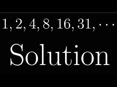 Circle Division Solution