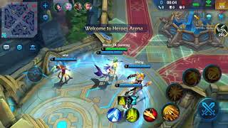 Hero Arena New Mobile online Game