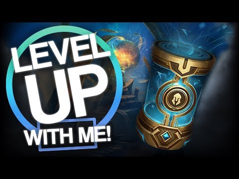 Instalok - Level Up With Me [Pre Season 8 Song] (Liam Payne - Strip That Down PARODY)