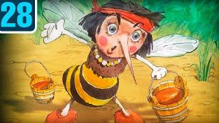 Волшебный фонарь / Оцеола - вождь цветоводов / Серия 28 - классическая литература для детей