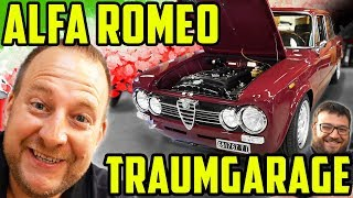 Die Alfa Romeo TRAUMGARAGE! - Wir holen unseren NEUEN Italiener! - Teil 1/2