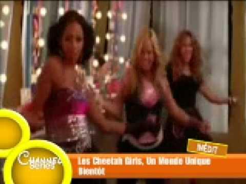 Les Cheetah Girls: Un Monde Unique Commercial