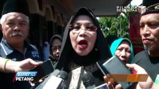 Dua Kasus Korupsi Jerat Nama Sylviana Murni