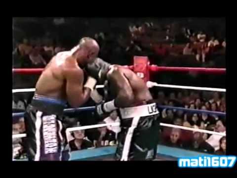 James Toney - Old School Boxing