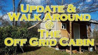 Baixar 11-6 Update & Walk Around the Off Grid Cabin