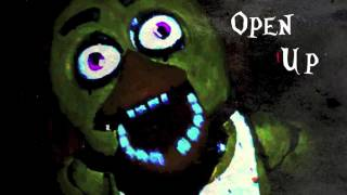 """Open Up"" Five Nights at Freddy"