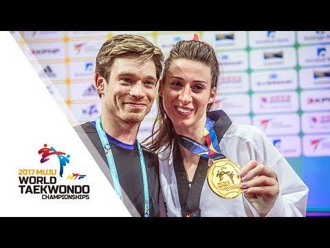 (Interview) 1st   WALKDEN Bianca (GBR / Women +73kg)   2017 WORLD TAEKWONDO CHAMPIONSHIPS