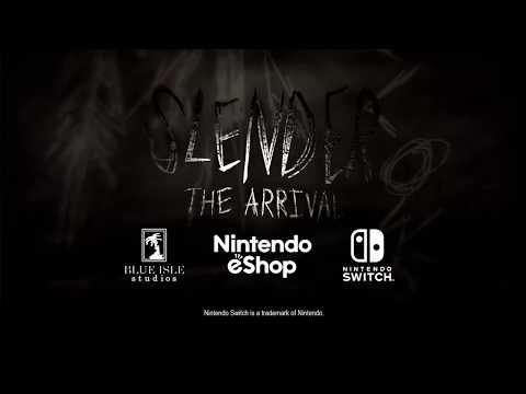 Slender: The Arrival Set to Scare You Silly on Switch Next Month
