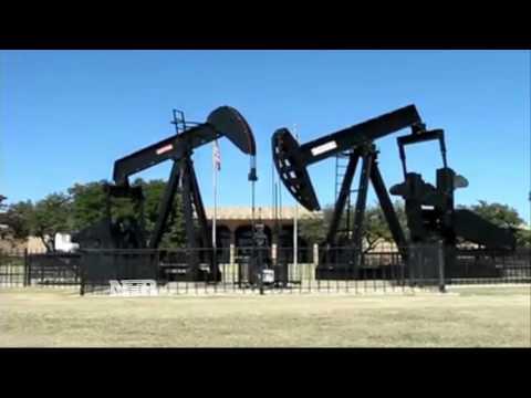 Oil glut drops crude prices