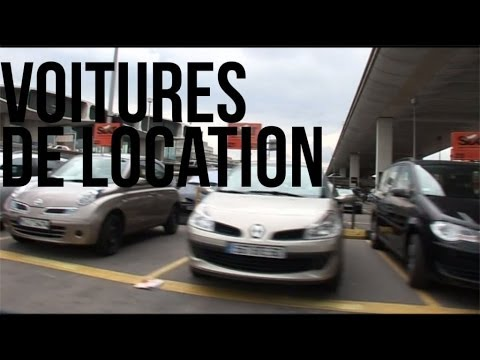 Voitures de location - Documentaire