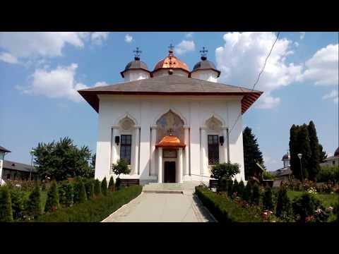 In vizita la Manastirea Cernica din judetul Ilfov.Romania.