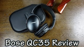 Bose QC35 Review: Blissful Silence!!!