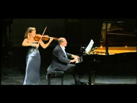 Beethoven Violin Sonata No  2 in A major Anne Sophie Mutter