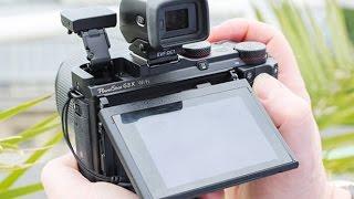 Canon PowerShot G3 X - Canon Powershot G3 X Review