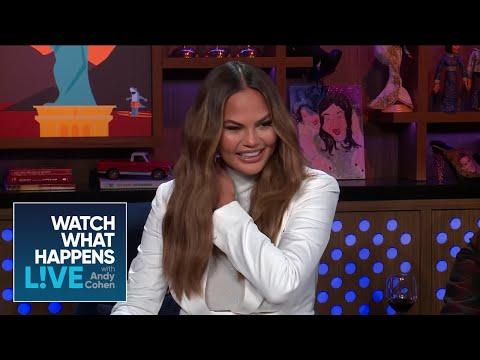Chrissy Teigen And John Legend On All Things Bravo | WWHL